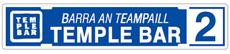 temple bar logo